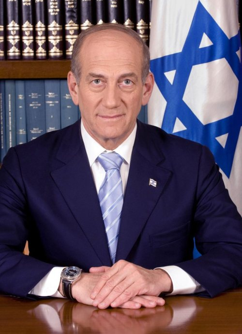 Ehoud Olmert